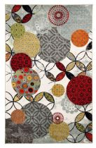 Mohawk Contemporary Give and Take Kaleidscope Area Rug Collection