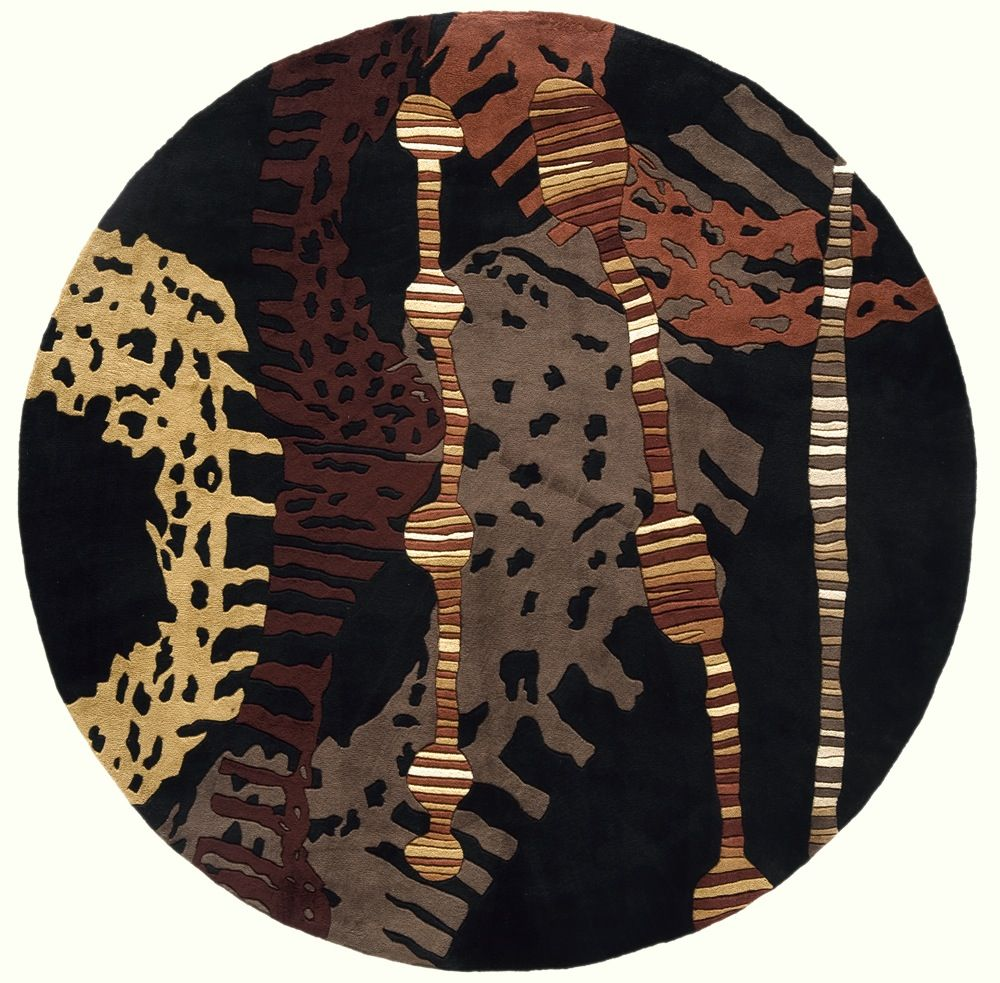 momeni new wave animal inspirations area rug collection