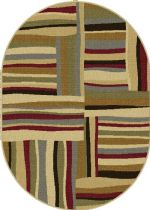 Tayse Contemporary Laguna Area Rug Collection