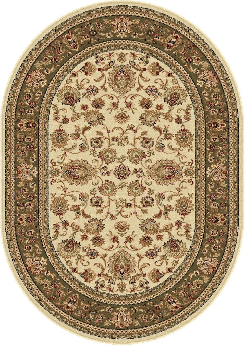 tayse sensation traditional area rug collection