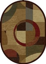 Tayse Contemporary Elegance Area Rug Collection