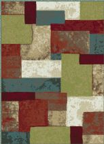 Tayse Contemporary Deco Area Rug Collection