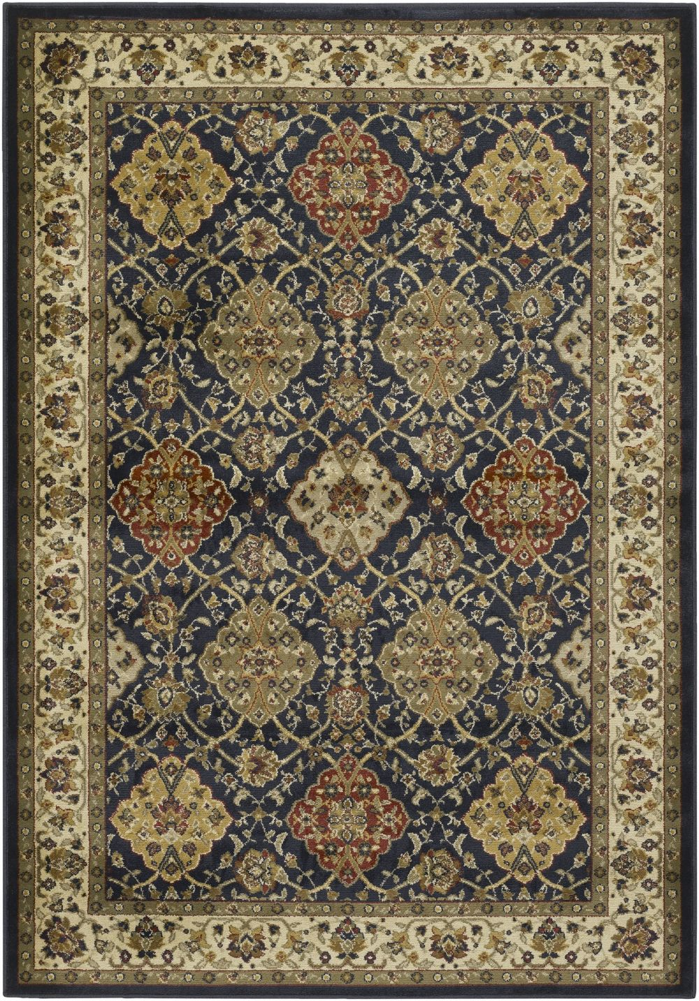 surya charleston traditional area rug collection