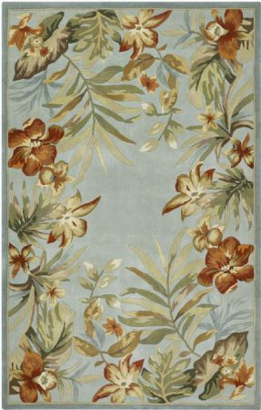 RugPal Country & Floral Awning Area Rug Collection