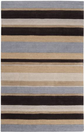 Surya Solid/Striped Centennial Area Rug Collection