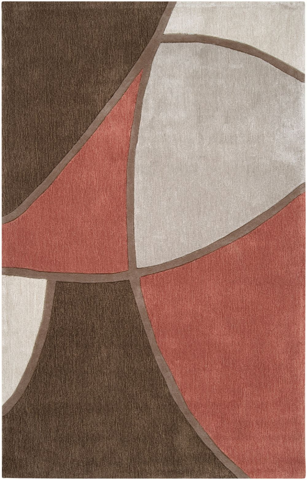 rugpal cadence contemporary area rug collection