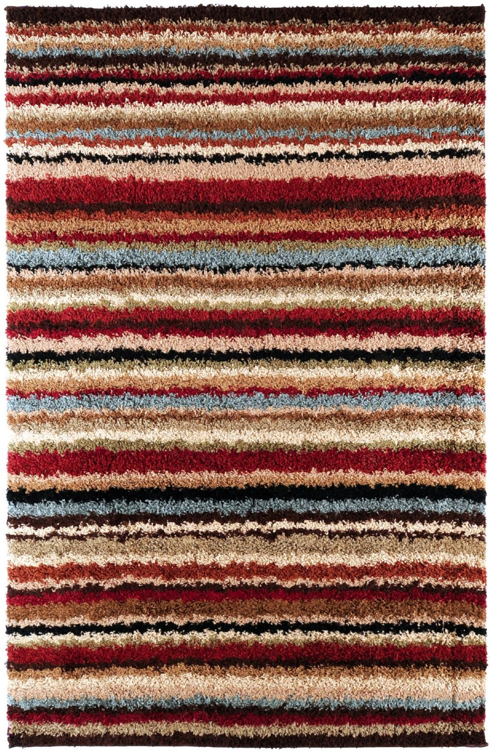 surya concepts shag area rug collection
