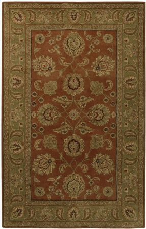RugPal Traditional Caster Area Rug Collection