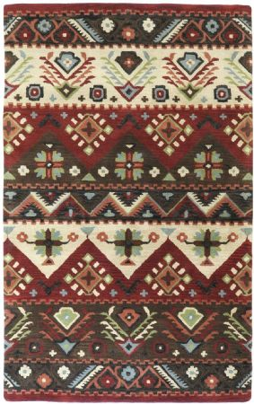RugPal Southwestern/Lodge Reve Area Rug Collection