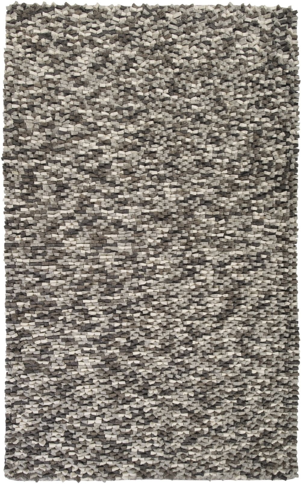 surya flagstone shag area rug collection
