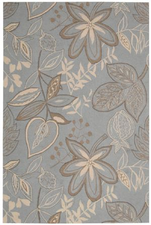Nourison Transitional Fantasy Area Rug Collection