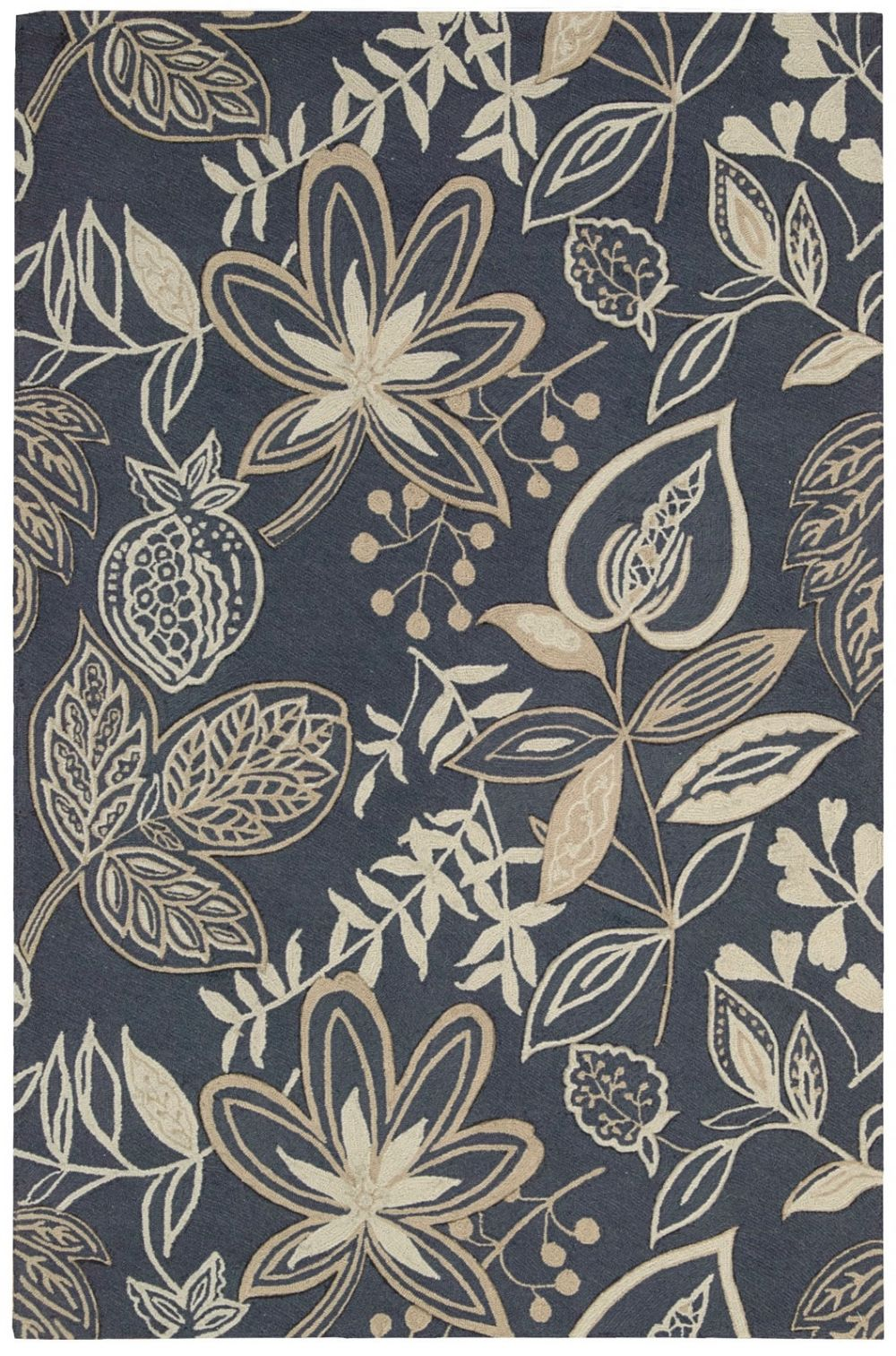 nourison fantasy transitional area rug collection