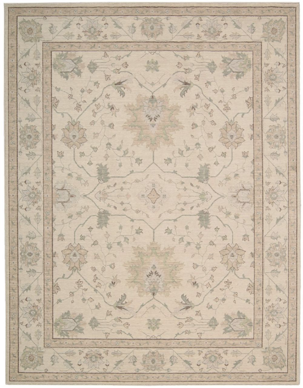 nourison new horizon traditional area rug collection