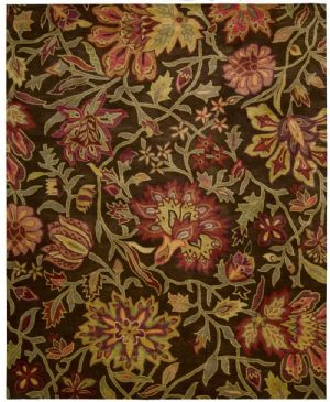 Nourison Country & Floral Jaipur Area Rug Collection