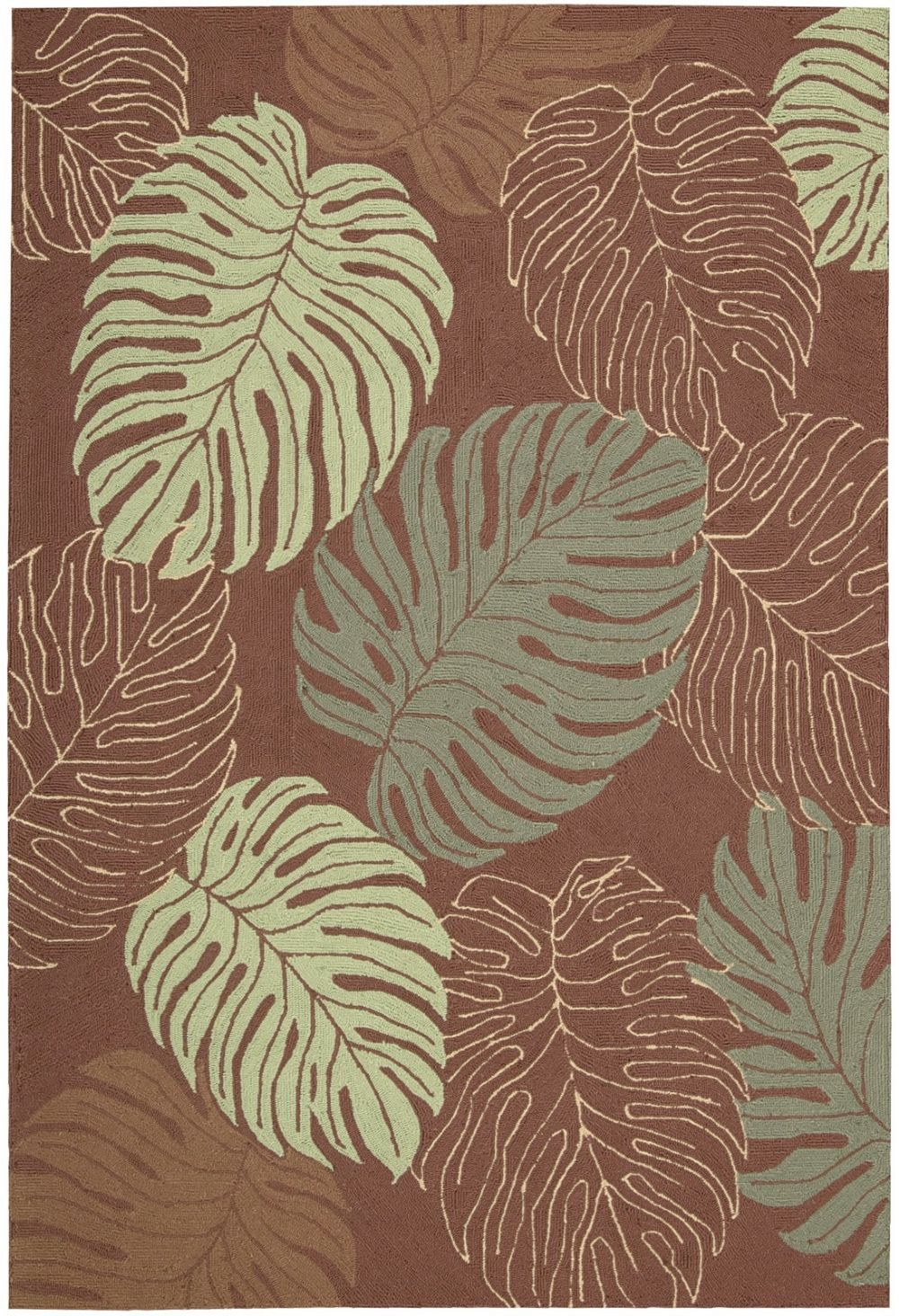 nourison rainforest country & floral area rug collection