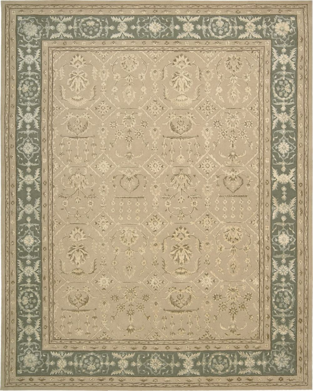nourison regal transitional area rug collection