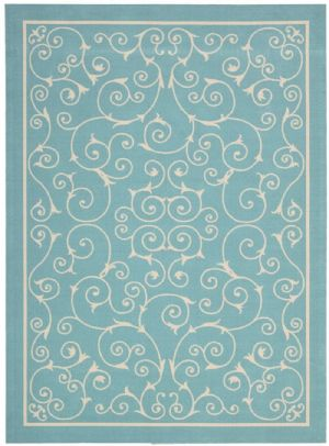 Nourison Transitional Home & Garden Area Rug Collection