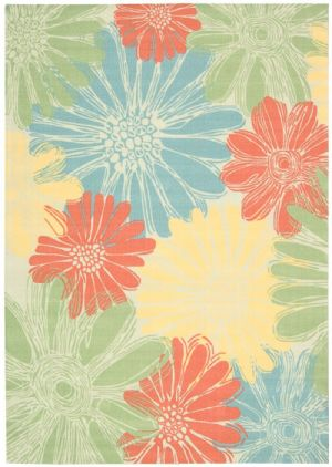 Nourison Country & Floral Home & Garden Area Rug Collection
