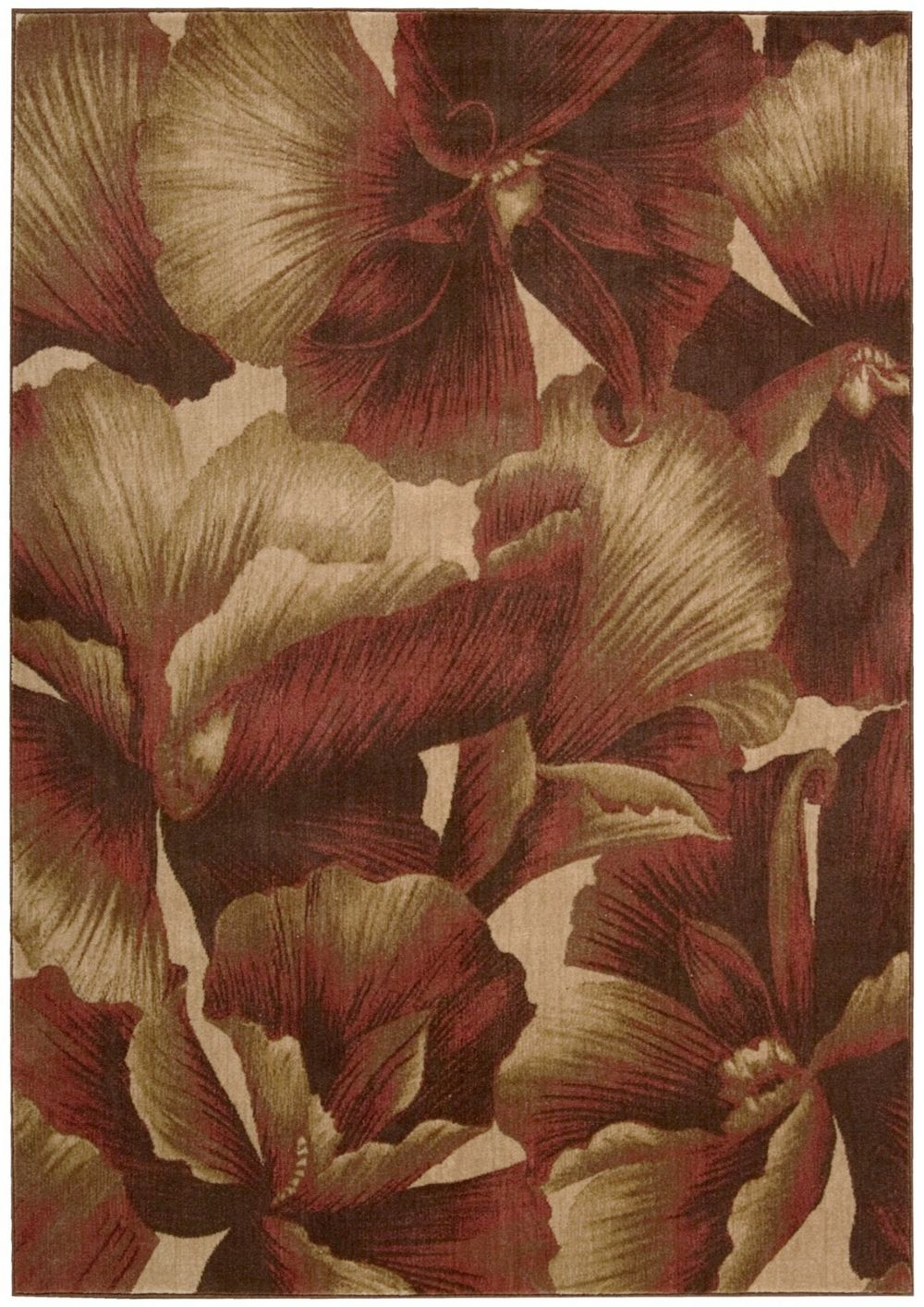 nourison somerset country & floral area rug collection