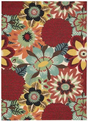 Nourison Country & Floral Vista Area Rug Collection