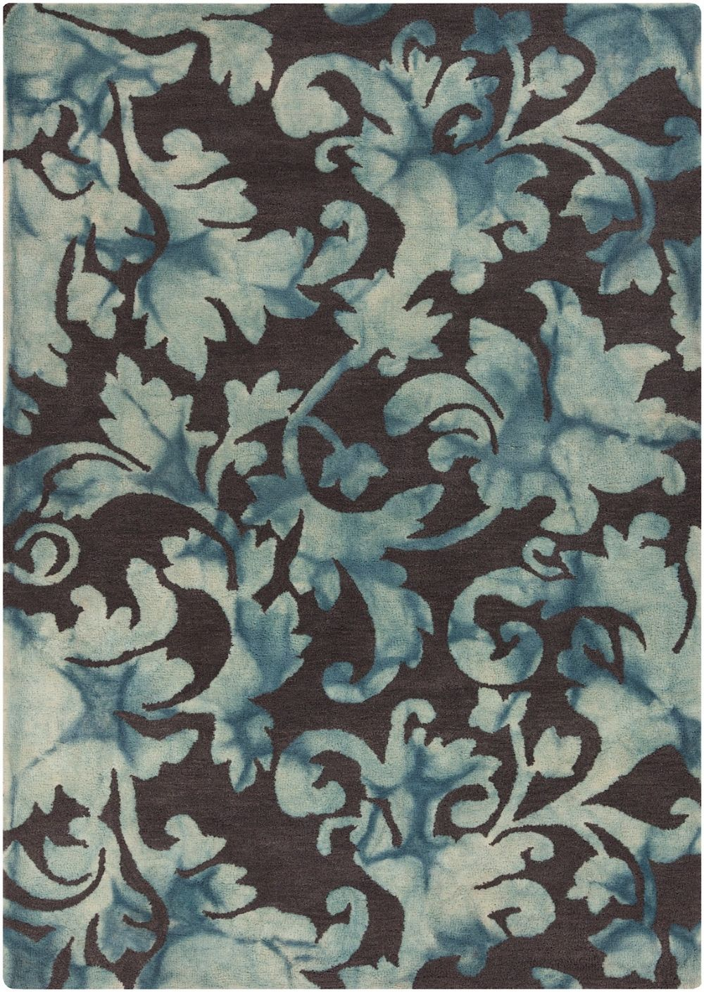 surya belladonna contemporary area rug collection