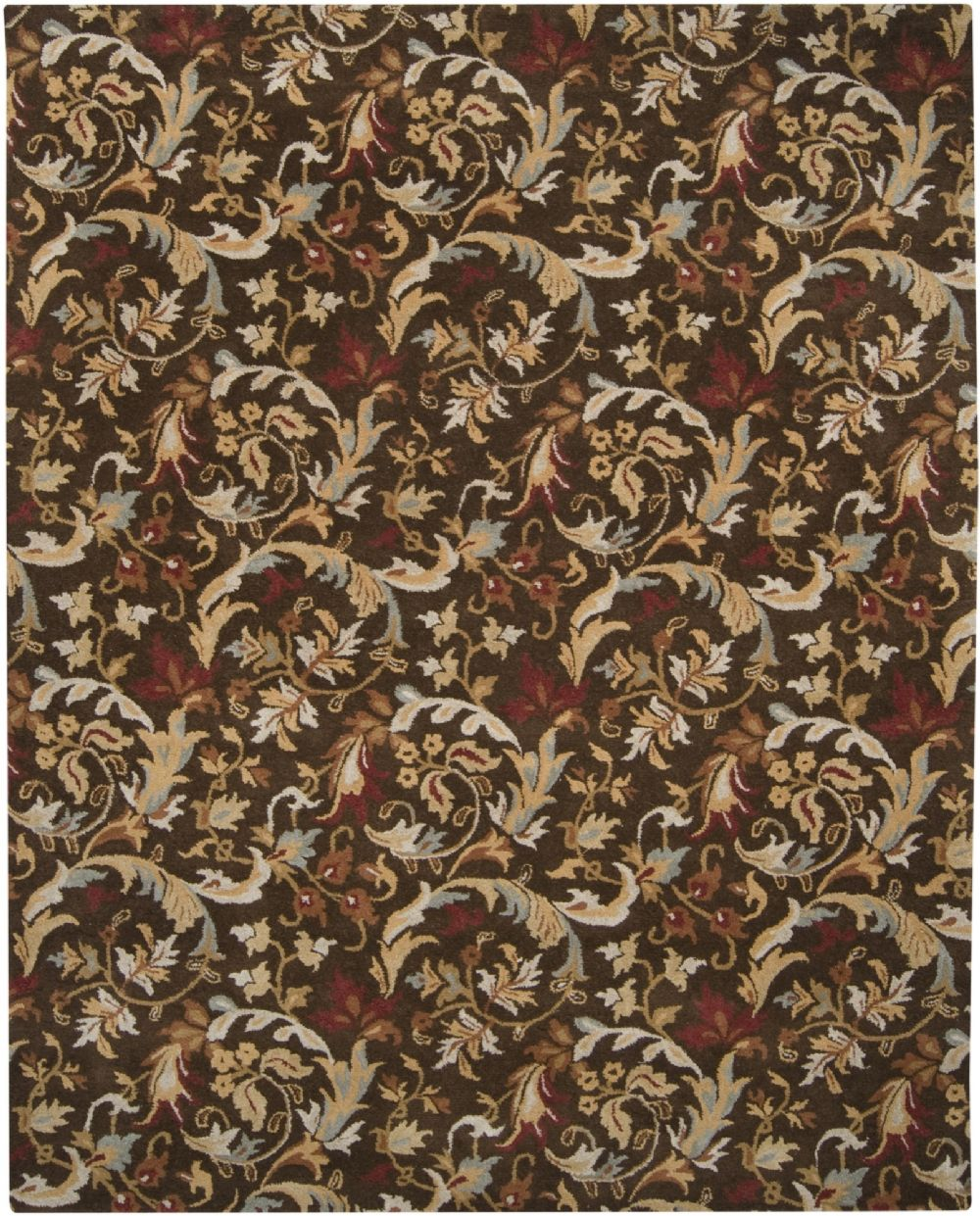 surya foundation transitional area rug collection