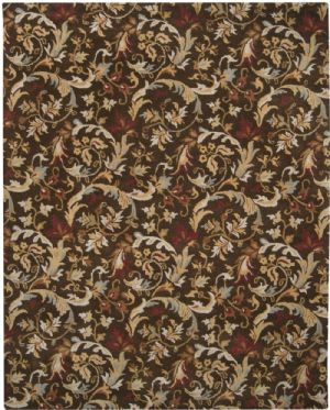 Surya Transitional Foundation Area Rug Collection