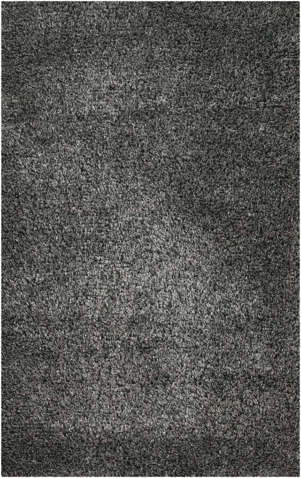 surya fusion shag area rug collection