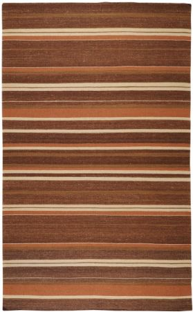 Surya Solid/Striped Frontier Area Rug Collection