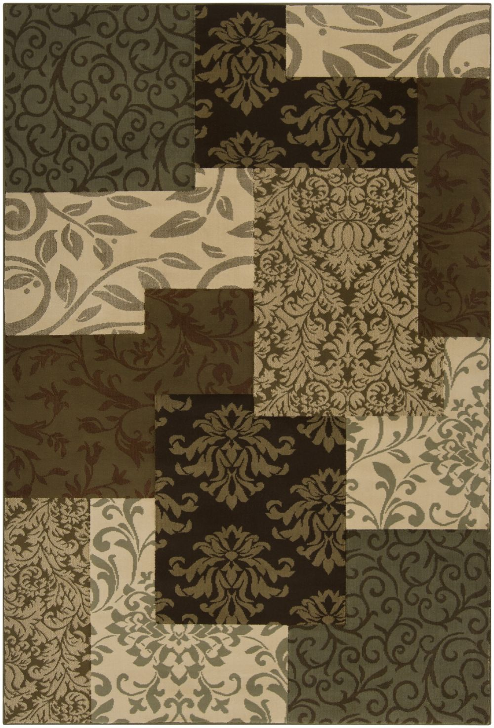 surya harmony contemporary area rug collection