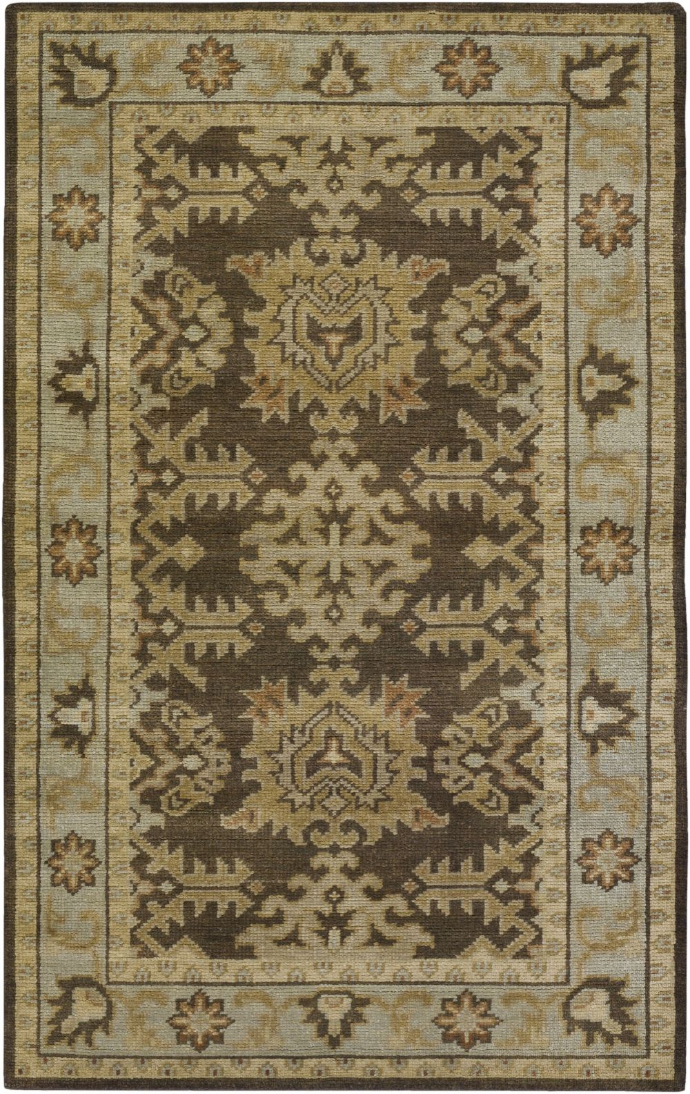 surya haven traditional area rug collection
