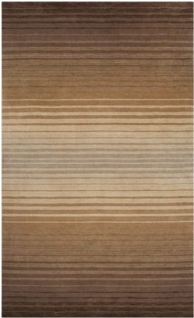 Surya Solid/Striped Indus Valley Area Rug Collection