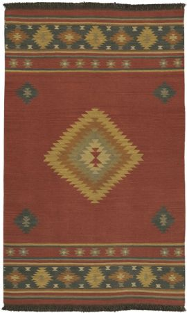 FaveDecor Southwestern/Lodge Ortheiad Area Rug Collection