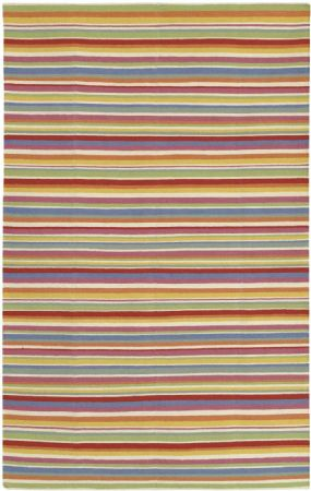 RugPal Solid/Striped Jasmine Area Rug Collection