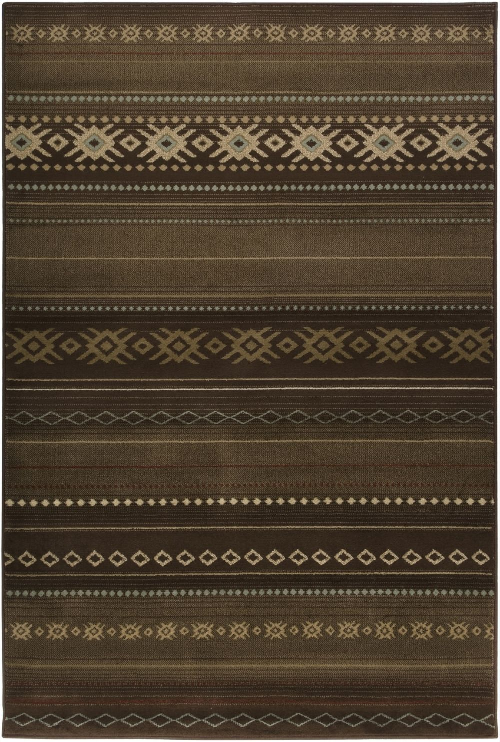 surya paramount southwestern/lodge area rug collection
