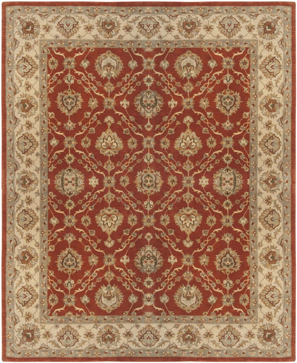 surya pinnacle traditional area rug collection