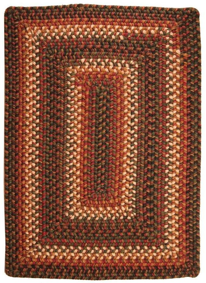 homespice decor sonehenge braided area rug collection