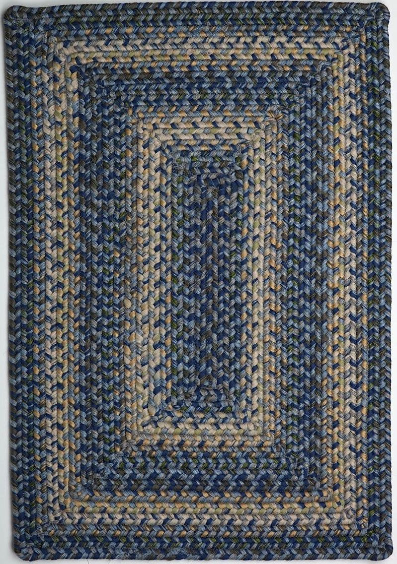 homespice decor aegean sea braided area rug collection