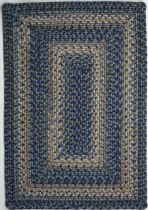 Homespice Decor Braided Aegean Sea Area Rug Collection