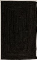 Homespice Decor Braided Black Area Rug Collection