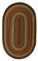 Homespice Decor Braided Bosky Area Rug Collection