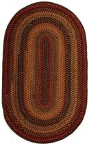 Homespice Decor Braided Budapest Area Rug Collection