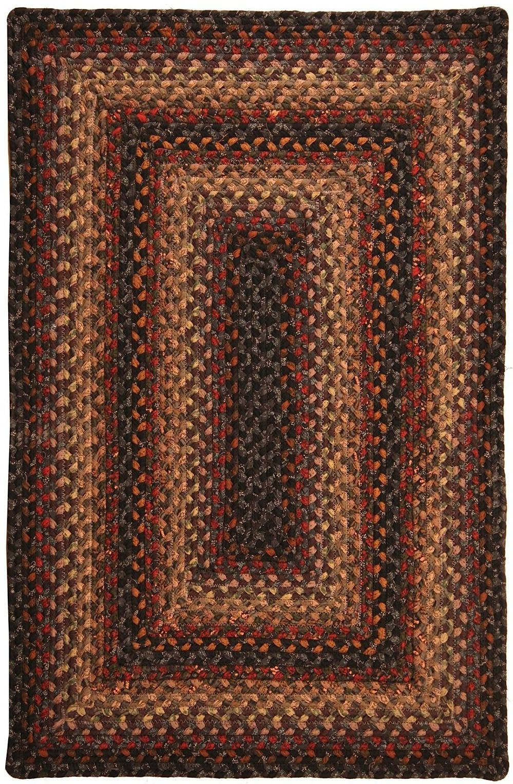 homespice decor enigma braided area rug collection