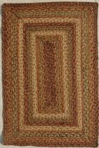 Homespice Decor Braided Harvest Area Rug Collection