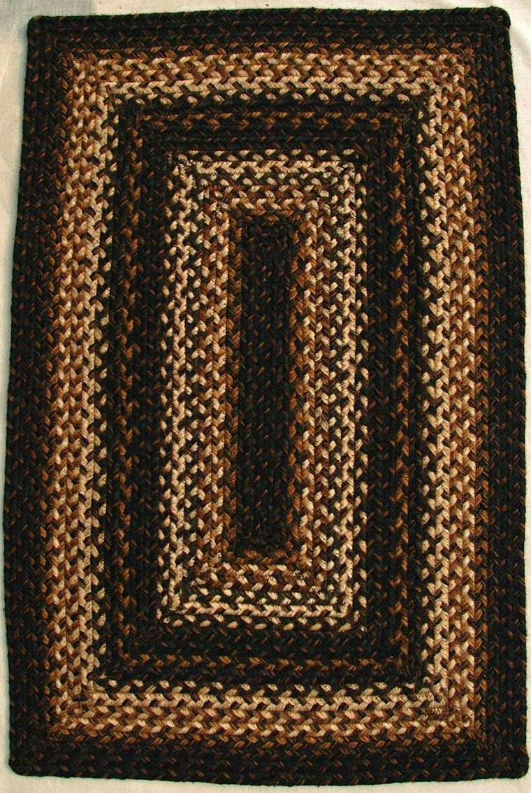 homespice decor kilimanjaro braided area rug collection