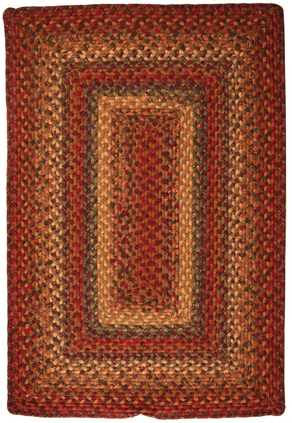 homespice decor neverland braided area rug collection