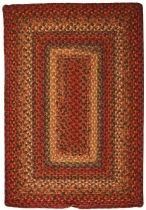 Homespice Decor Braided Neverland Area Rug Collection