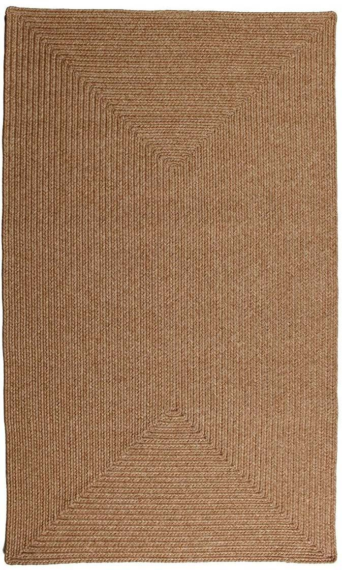 homespice decor sand braided area rug collection