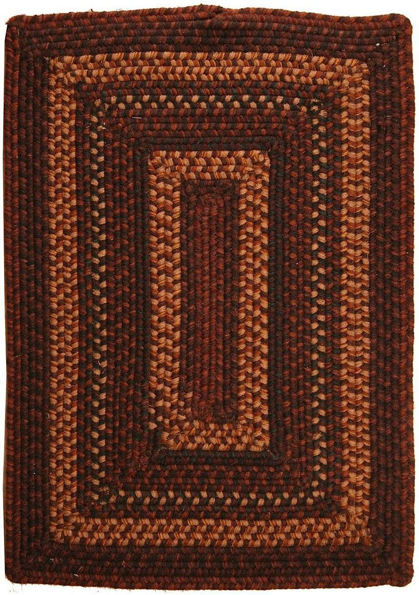 homespice decor simba braided area rug collection