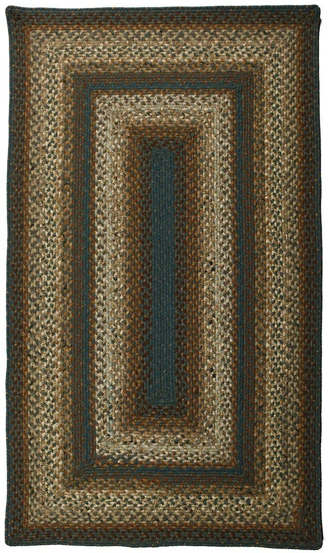 homespice decor smugglers cove braided area rug collection